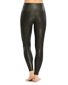 SPANX® - Moto Faux Leather Leggings